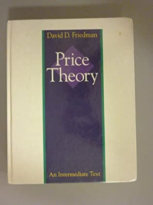 book cover of Price Theory: An Intermediate Text