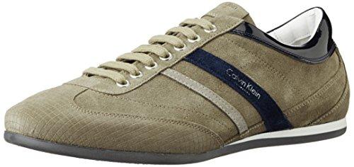 Calvin Klein Men's Brown Smog Gore-tex Sneakers
