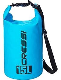 Cressi Wasserdichte Dry Bag für Sportaktivitäten, Tauchen, Angeln, Bootfahren, Schwimmen und Wassersport