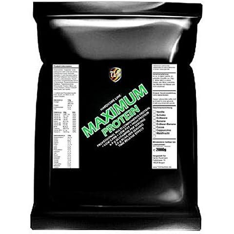 TLN Maximum Protein Powder 2000 g (1 x 2 kg)