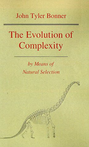 The Evolution of Complexity by Means of Natural Selection por John Tyler Bonner