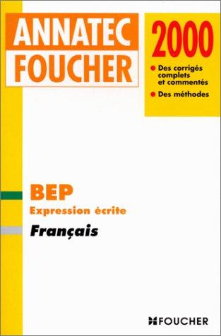 Français, BEP