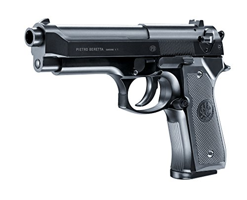 Beretta Softair M92 FS HME < 0.5 Joule, 2.5887 (Schwarzes Kunststoff-schlitten)