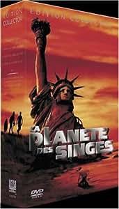 La Planète des singes - Édition Collector 6 DVD