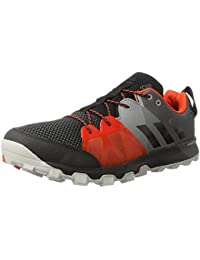 adidas Men's Kanadia 8.1 Tr Trail Running Shoes, Black