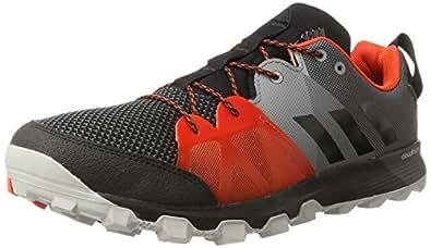 adidas Men's Kanadia 8.1 Tr Trail Running Shoes, Black
