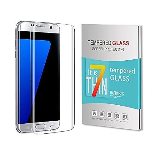 Pomisty Galaxy S7 Displayschutzfolie (S7 edge)