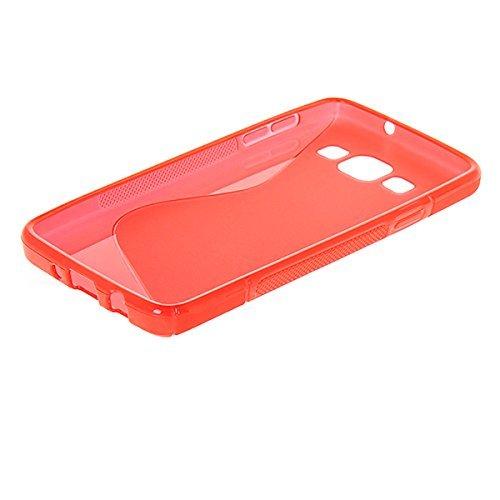 Easyplace Étui-Hard Case Rosso