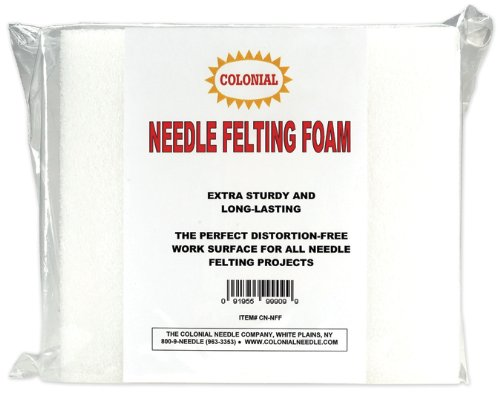 Needle Felting Foam-9