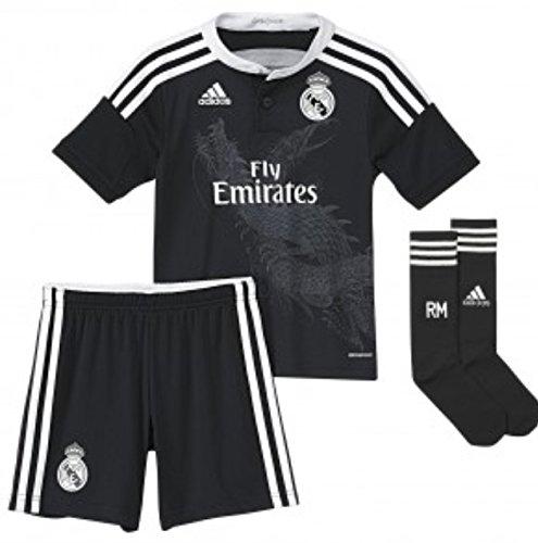 2014-15 Real Madrid Adidas 3rd Mini Kit