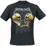 Metallica T-Shirt Sad But True Homme Noir