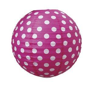 JaBaDaBaDo x6022Papier Laterne pink 50cm, mehrfarbig