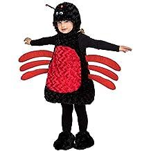 My Other Me Me Me- Araña Animales Disfraz Color negro rojo 5-6años aa400fae710
