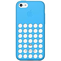 Apple MF035ZM/A iPhone 5C Hülle blau