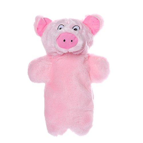 Kostüm Niedliche Puppe Marionette - TianranRT Tier Finger Puppe Niedlich Cartoon Tier Puppe Kinder Handschuh Hand Marionette Weich Plüsch Spielzeug Geschichte Erzählen C (C)