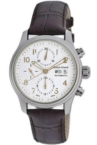 Louis Erard Men's 78269AA01.BDC21 Heritage Chronograph Automatic Watch