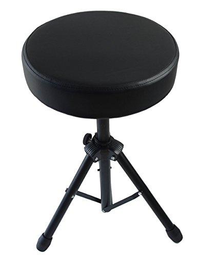 Feibrand Sgabello per Percussioni Batteria con Seduta
