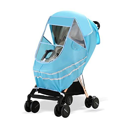 ZTXY Parabrezza Baby Cart Parabrezza per Auto Ombrello per Bambini Parabrezza Caldo Adatto per la Maggior Parte dei carrelli Portat