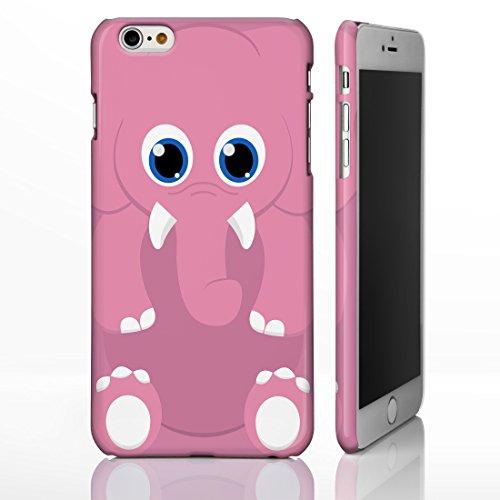 Cute Animal Fällen für das iPhone Range. unwiderstehliche Creature Cartoon Bezüge, plastik, 10. Elephant, iPhone 5/5S (Furry-fälle Für Iphone 4)