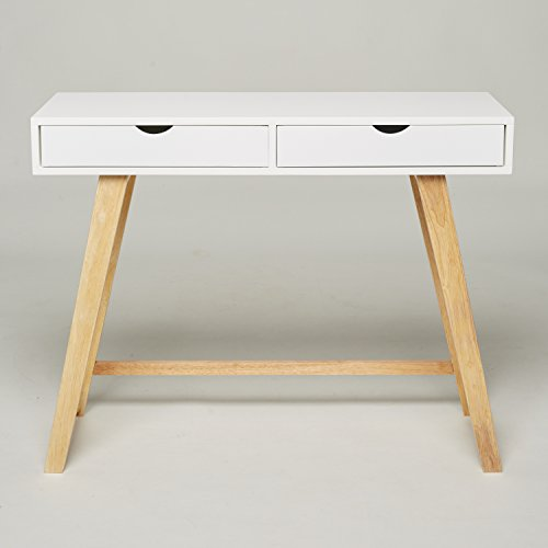 100 X 35 X 78 Cm Wooden White Dressing Table ...