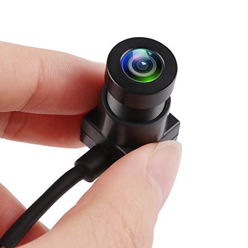 HankerMall FPV Kamera 700TVL Weitwinkel 3,6mm Objektiv PAL