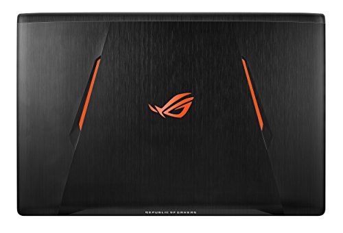 PORTATIL ASUS GAMING ROG GL753VD-GC009 NEGRO