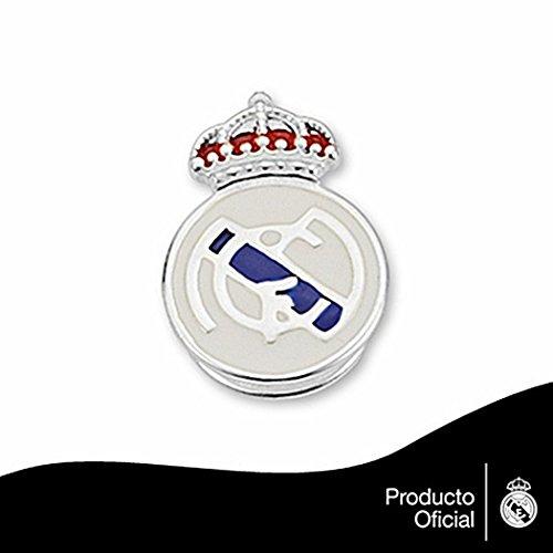 Pin Real Madrid Plata de ley