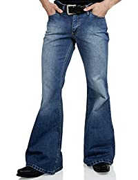 Jeans Schlaghose Star used washed Reloaded