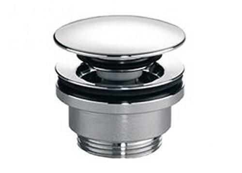 AVENARIUS Design-Schaftventil rund, DN 32, mit Verschluß - Linie Universal