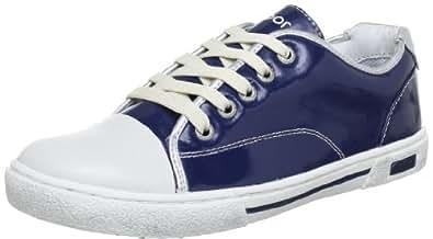 Gabor girls Tami 67 421 02, Mädchen Sneaker, Blau (Kobalt), EU 34