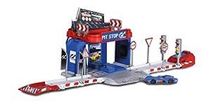 Majorette Simba Dickie 212050023Vision Gran Turismo Pit Stop + 1Car