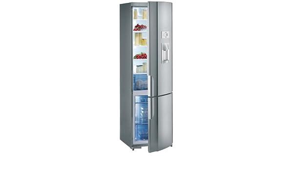 Gorenje Kühlschrank Bedienungsanleitung : Gorenje kühl gefrier kombination rk e edelstahl