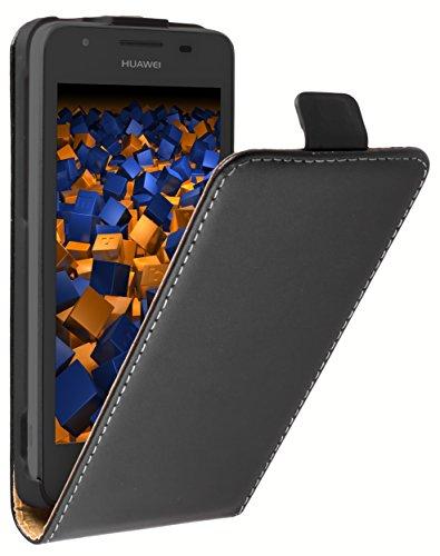 mumbi Flip Case für Huawei Ascend G525 Dual Tasche