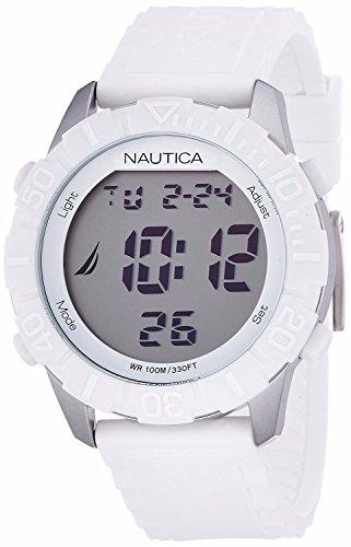 Nautica A09926G Montre Mixte-Quartz Chronographe