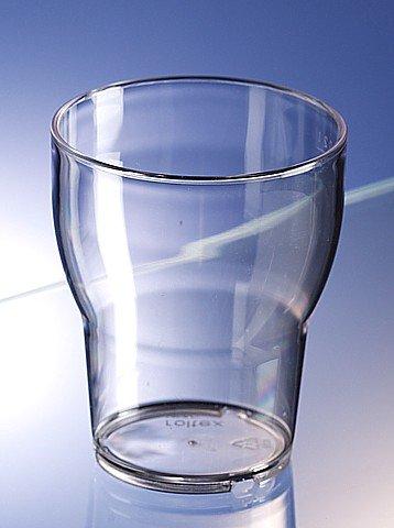 AIOS - Juego 6 vasos apilables policarbonato