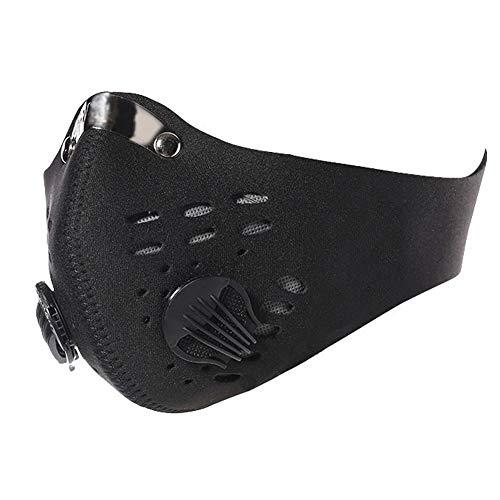 Unisex Staub Halbe Gesichtsmaske Sandfilterabdeckung Wintersport Bike Gear Masken Anti Verschmutztes Gas Für Motorrad-Rennen-Fahrrad