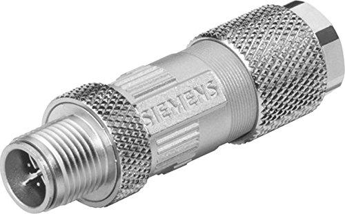 SIEMENS SIMATIC NET - CONECTOR SIMATIC M12 CARCASA METALICA PARA SCALANCE-W