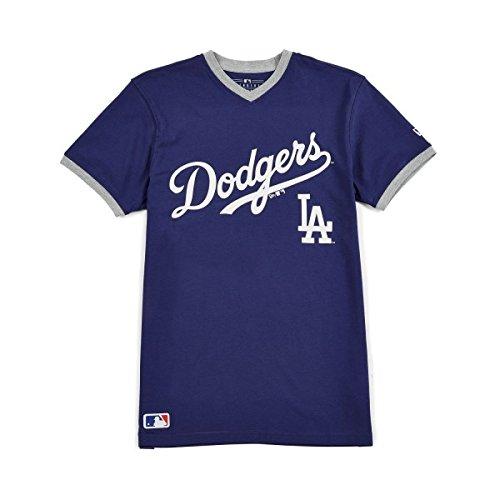 A NEW ERA Ne96423Fa16 Mlb Ringer Tee Losdod Dry - Camiseta manga corta-Línea  Los Angeles Dodgers para hombre f226a5d9a3c