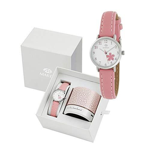 b210ae772fd2 Conjunto Reloj Marea Niña B41249 5 Altavoz Bluetooth