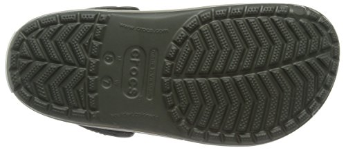 Crocs Crocband, Sabots Adulte Mixte Gris (Dusty Olive/Khaki)