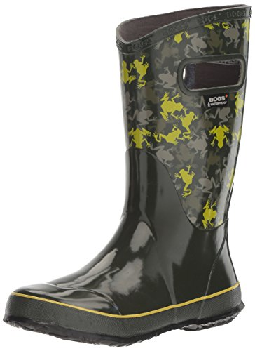 Bogs Kids Small Camo Rain Boot
