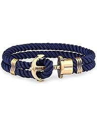 Paul Hewitt phrep Ancre Bracelet Bleu Marine
