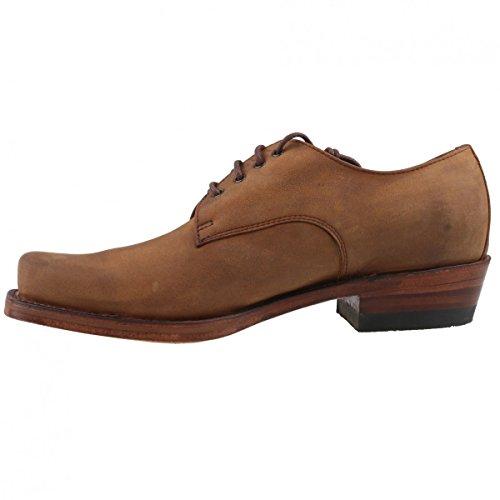 Sendra Boots , Chaussures de ville à lacets pour homme Marron Braun (Antik) Marron - Braun (Antik)