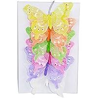 Farfalle decorative per bomboniere casa e cucina - Farfalle decorative per pareti ...