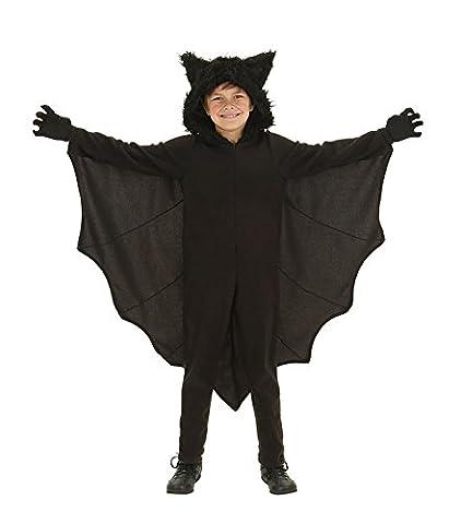 Honeystore Unisex Halloween Vampir Kinder Kostüme Rollenspiel Fledermaus Cosplay Allerheiligen Kleider (Kinder Catwoman-kostüm)