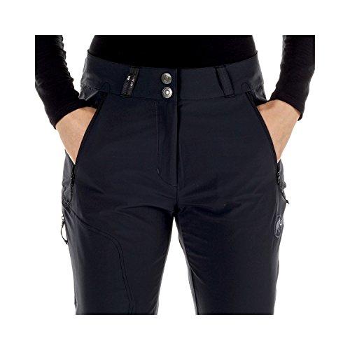 Mammut Damen Wander Runje Lange Hosen black