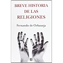 Breve historia de las religiones (B DE BOLSILLO)
