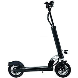 Trottinette Electrique Roue Gonflable • Ornii Ariane 3 Classe Berline Adulte • Pliable en 3 Secondes • Ultra Légère et Rapide • Moteur Brushless 600W • Lithium-ION 13 000 mA • Réglable en Hauteur