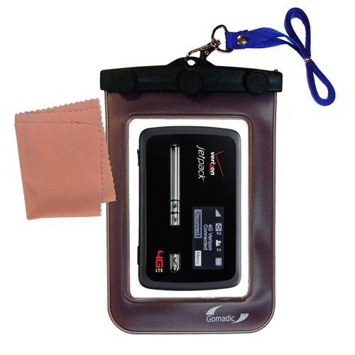 Wasserdicht Verizon-handys (Die Abwaschbare Wasserdichte Schutztasche für die Verizon Jetpack)