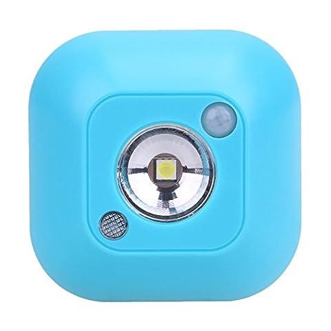 Neon Infrarouge - XUJW-LED, Mini lampe d'armoire de nuit sans